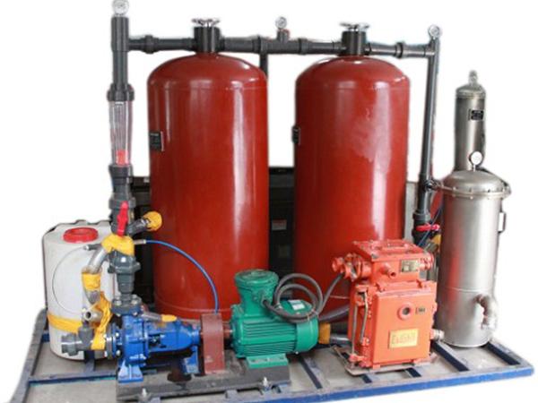 煤矿井下水处理设备